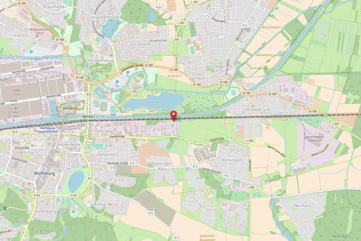 Benzstrasse 21c 38446 Wolfsburg